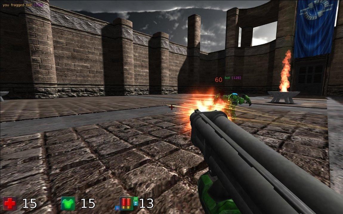 3D Gun Games No Download bananabread